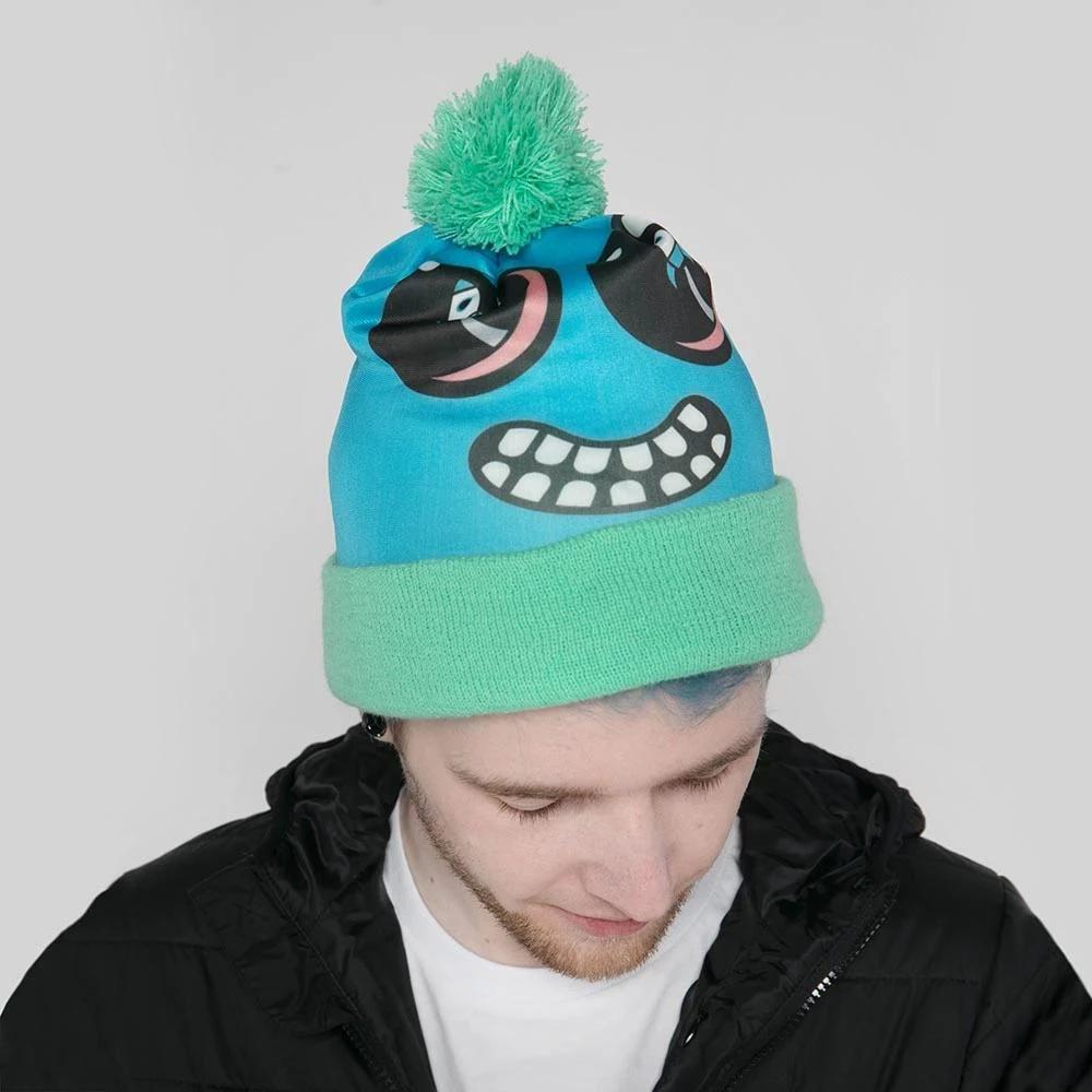 DanTDM Bobble Hat - Rocket Blast Eyes