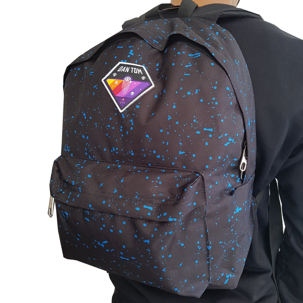 DanTDM Cosmic Splatter Backpack