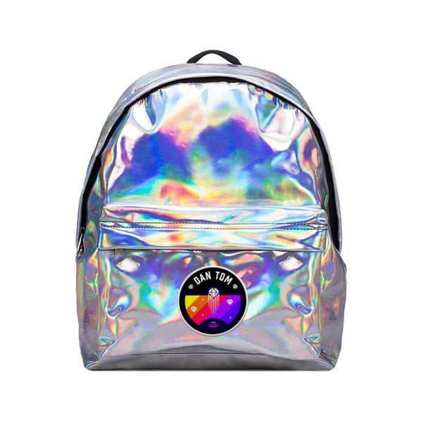 DanTDM Diamond Iridescent Backpack