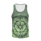 AS-TEK _ RUNE 2 _ TANK for Men - Soul of The Gypsies