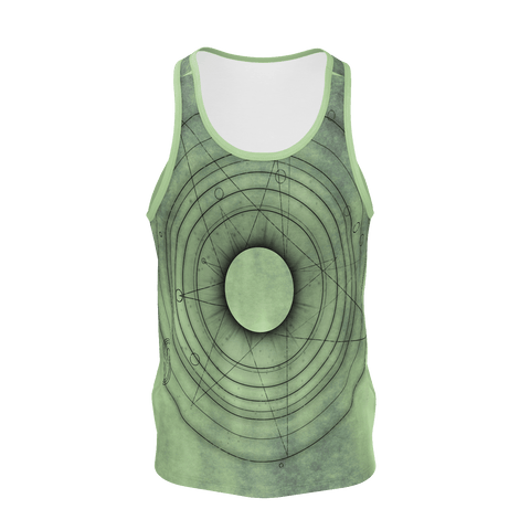 AS-TEK _ RUNE 1 _ TANK for Men - Soul of The Gypsies