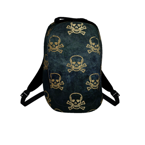 KILLUMINATI _ GOLDEN SKULLS _ BAG