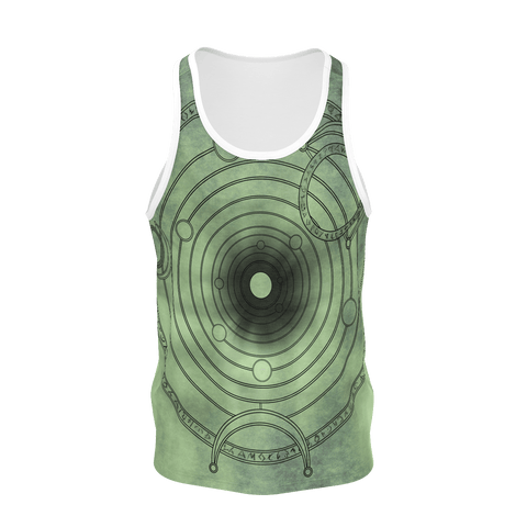AS-TEK _ RUNE 3 _ TANK for Men - Soul of The Gypsies