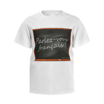 Parlez vous francais ? _ Tee Shirt for men - Made in France