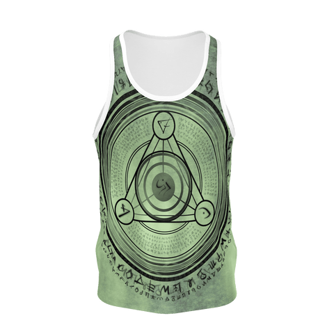 AS-TEK _ RUNE 5 _ TANK for Men - Soul of The Gypsies