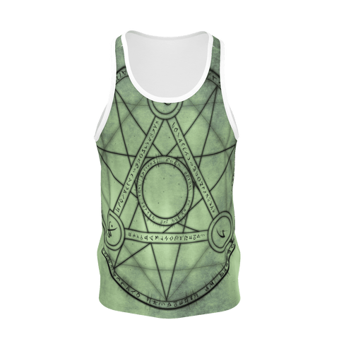 AS-TEK _ RUNE 7 _ TANK for Men - Soul of The Gypsies