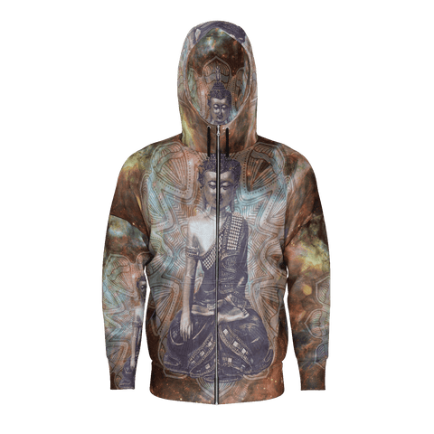 MADE WITH LOVE- SPIRIT SPACE-  HOODIE FOR MEN - Soul of The Gypsies