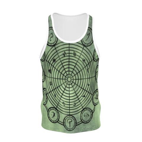AS-TEK _ RUNE 6 _ TANK for Men - Soul of The Gypsies