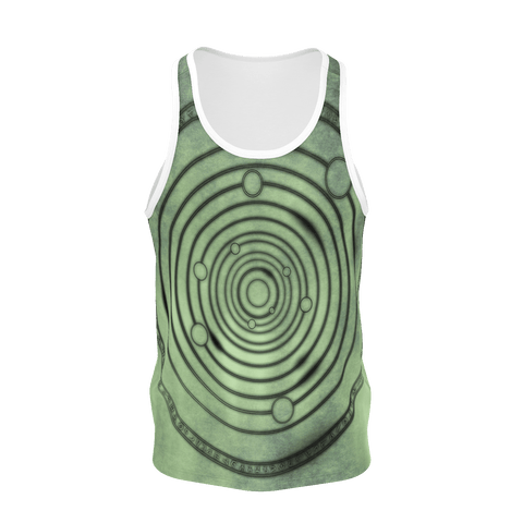 AS-TEK _ RUNE 4 _ TANK for Men - Soul of The Gypsies