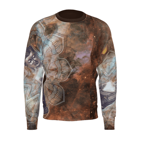 MADE WITH LOVE- SPIRIT SPACE-  SWEAT SHIRT FOR MEN - Soul of The Gypsies