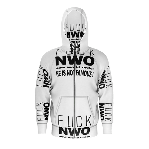 KILLUMINATI _ FUCK NWO HOODIE - Soul of The Gypsies