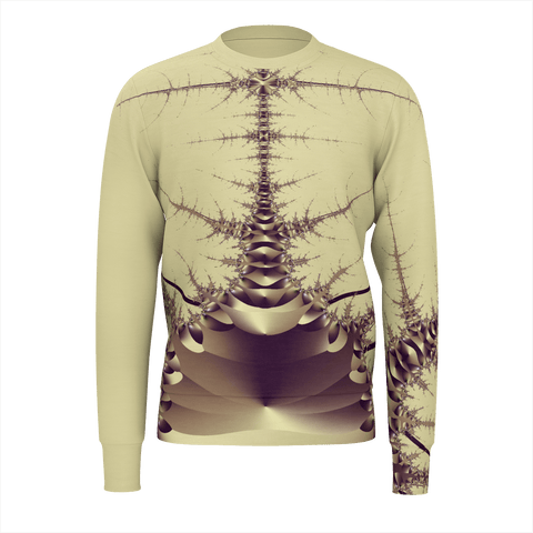 FRACTAL V3  Sweat Shirt  for Men by DJ Pascal DADA _ AS-TEK