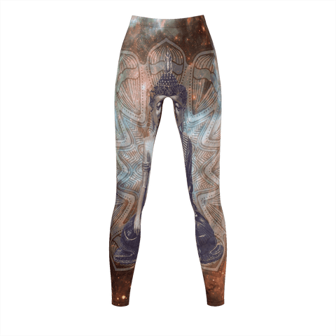 MADE WITH LOVE- SPIRIT SPACE-  LEGGINGS FOR WOMEN