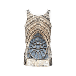 Cathédrale - Tank for Women _ Made in France - Soul of The Gypsies