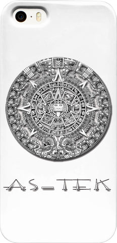 AS-TEK _ 4 _ MAYAN Calendar IPHONE CASE - Soul of The Gypsies