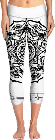 AS-TEK _ MAYA 1 Woman Yoga Pants - Soul of The Gypsies
