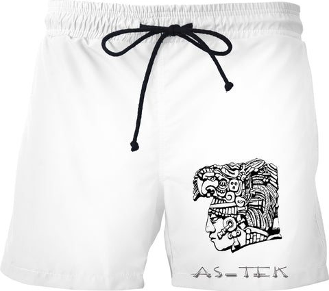 AS-TEK _ MAYA 1 Swim Shorts - Soul of The Gypsies