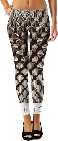 SOUL OF THE GYPSIES _ ABSTRACT8 - Leggings - Soul of The Gypsies