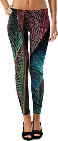 SOUL OF THE GYPSIES _  ABSTRACT35 _ Leggings - Soul of The Gypsies