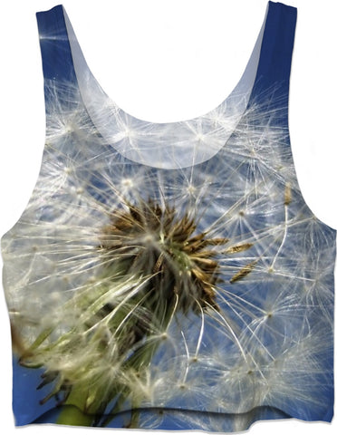 Soul of The Gypsies _ WIND FLOWER  _Crop Top - Soul of The Gypsies