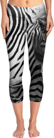 MADE WITH LOVE _ photo By artist ENymART ( Switzerland ) ZEBRA Yoga Pants - Soul of The Gypsies