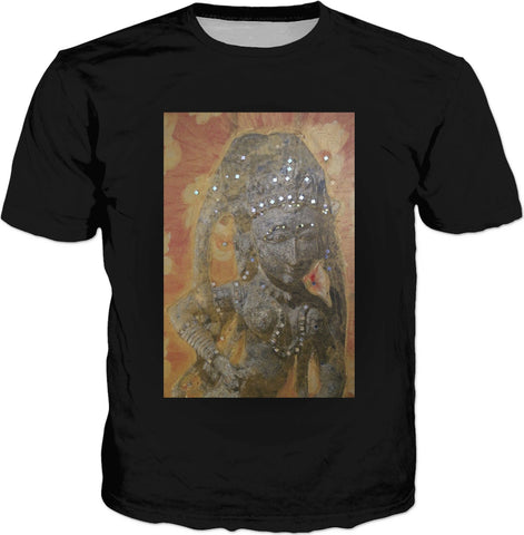 MADE WITH LOVE _ photo By artist ENymART ( Switzerland ) TRIBAL Classic T-Shirt Black - Soul of The Gypsies