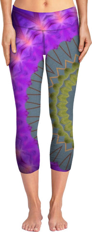 MADE WITH LOVE _ ART PAINTING By  ENymART ( Switzerland ) Yoga Pants - Soul of The Gypsies
