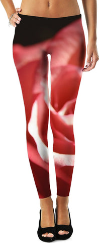 MADE WITH LOVE _ photo By artist ENymART ( Switzerland ) ROSES ARE RED 2 — Leggings - Soul of The Gypsies