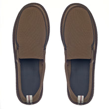 Load image into Gallery viewer, Olive Neoprene Loafer