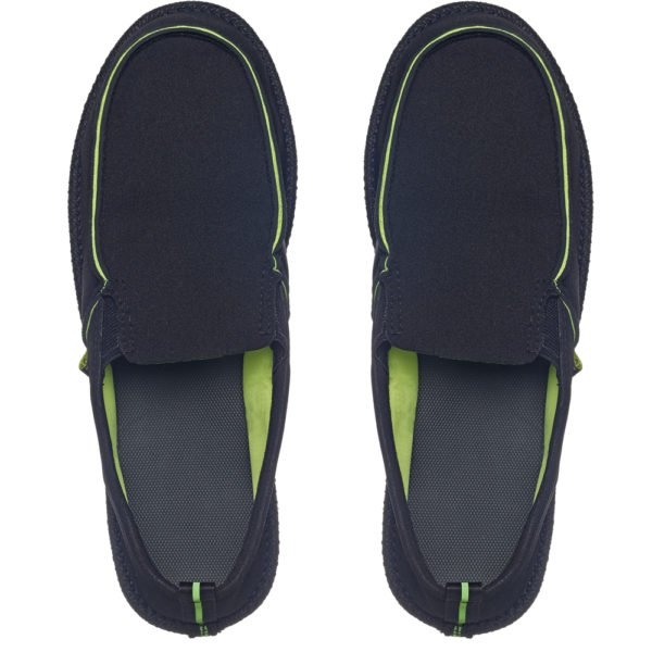Image of neoprene boat shoes by Showaflops. Wear as a Non-Skid boat shoe.