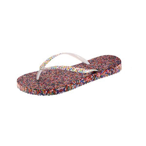 Small Image of shower flip flops by Showaflops | Sprinkles design