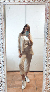Blazer Office Beige