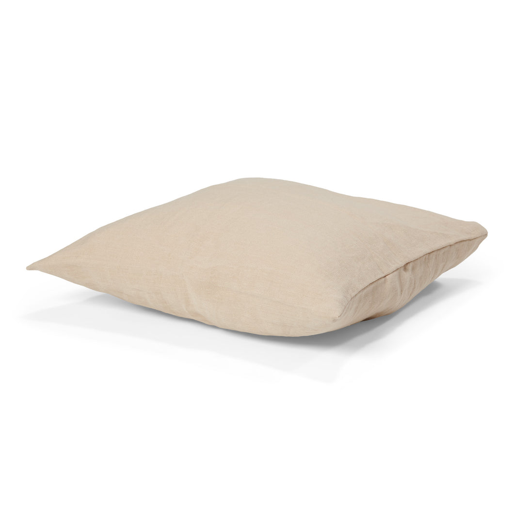 Pillowcase | 50x50 | Natural