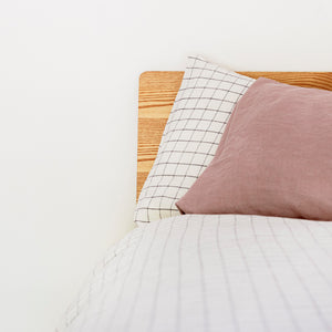 Pillowcase | 40x40 | Woodrose