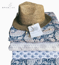 Load image into Gallery viewer, MadeinMada | Fano Hat | Tea