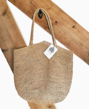 Load image into Gallery viewer, MadeinMada | Gemma Bag L | Natural