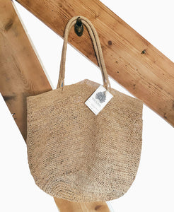 MadeinMada | Gemma Bag L | Natural