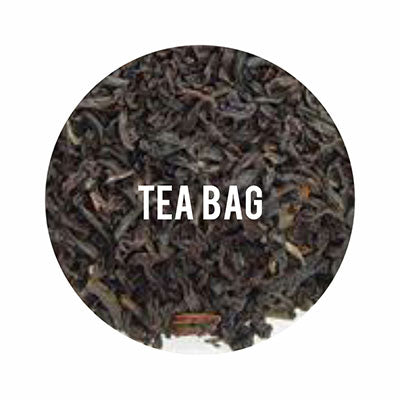 ORGANIC EARL GREY - 25 TEA BAGS - Black Momma Tea & Cafe