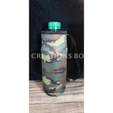 Camo Water Bottle Holder