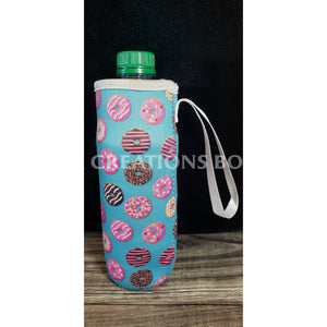Donuts For Everyone Water Bottle Holder