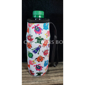 Monsters Water Bottle Holder