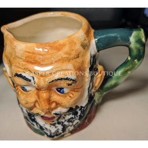Occupied Japan Toby Mug Antique