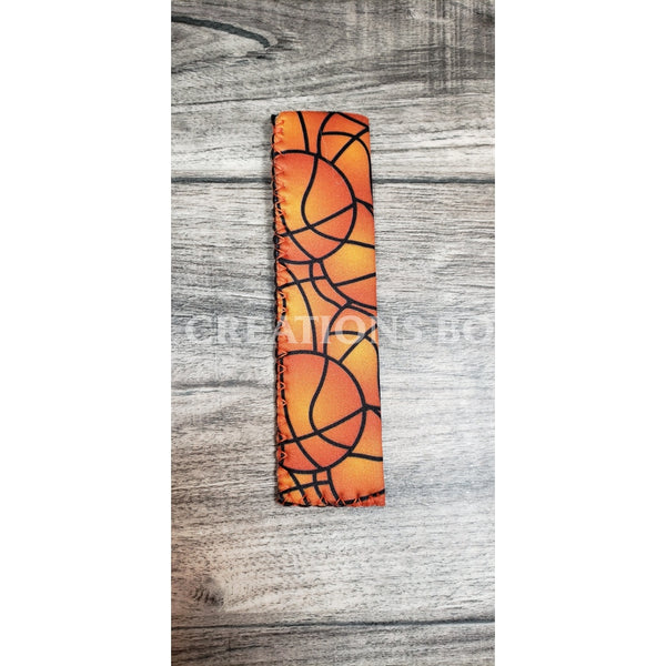 Skinny Popsicle Holders Basketball