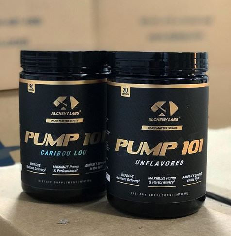 The Best Powdered Nitric Oxide Boosting Supplement PUMP 101!