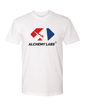 Load image into Gallery viewer, ALCHEMY LABS WHITE T-SHIRT