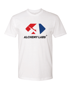 ALCHEMY LABS WHITE T-SHIRT