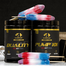 "Load image into Gallery viewer, <img src=""dualityandpump101.png"" alt=pre workout stack"""