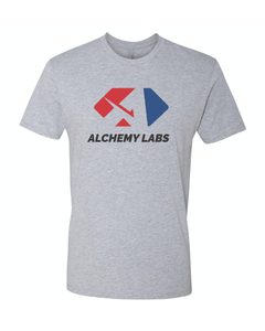 ALCHEMY LABS GREY T-SHIRT