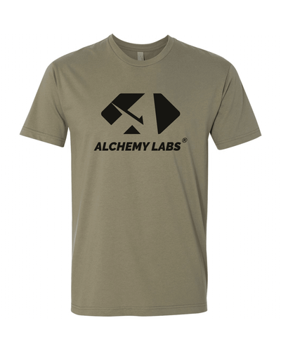 ALCHEMY LABS GREEN T-SHIRT