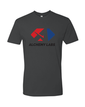 Load image into Gallery viewer, ALCHEMY LABS GUNMETAL GREY T-SHIRT